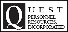 Quest Personnel Resources Logo